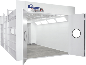 Garmat USA Tier 1 Spray Booth