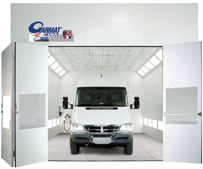 Garmat Hi Roof 3000 series model
