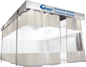 Garmat USA Aluminum Repair Isolation Station