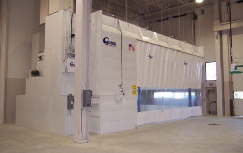 Garmat USA Spray Station