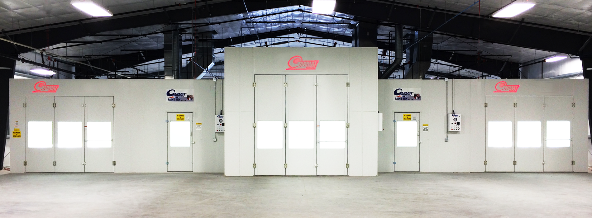 Best Paint Booth For Your Body Shop(1)