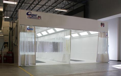 Garmat USA CTOF Series Spray Station