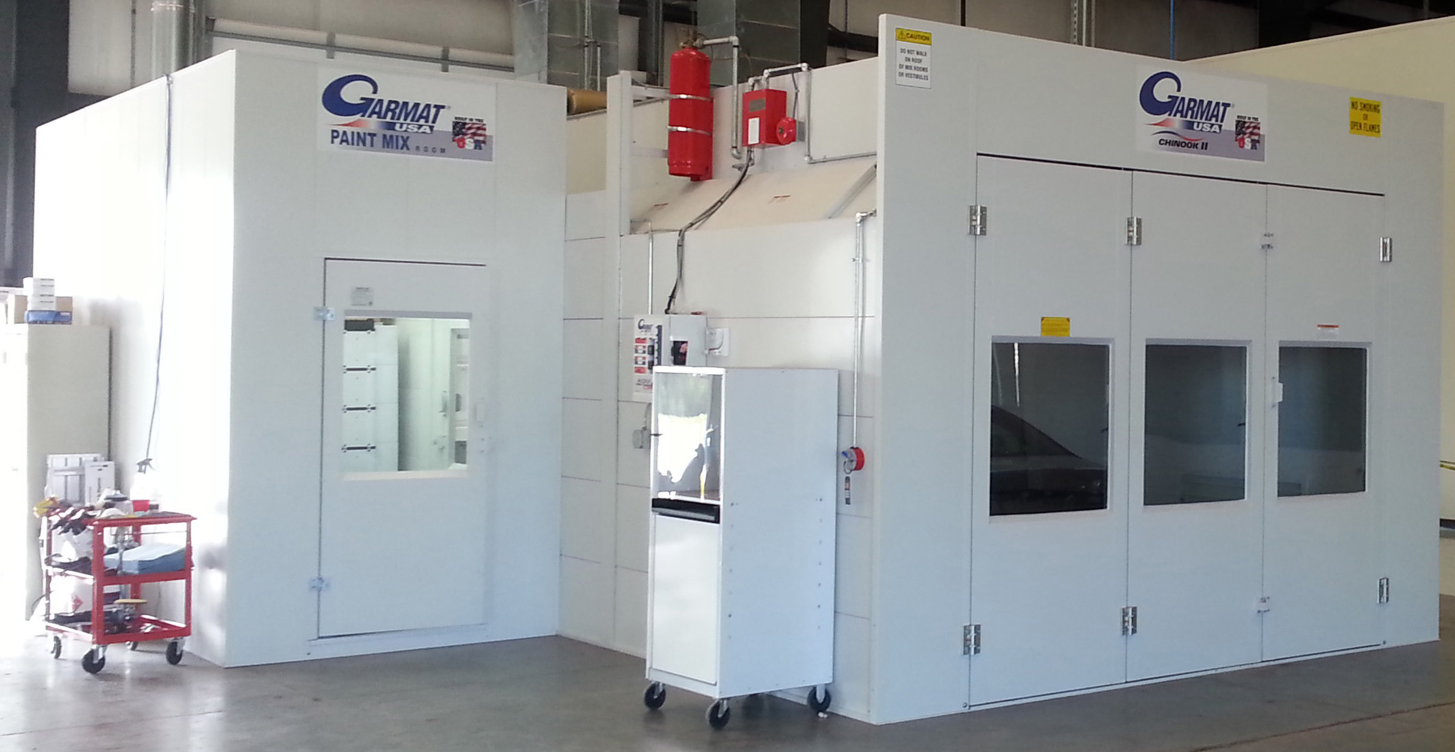 How To Buy A Paint Booth For Your Auto Body Shop