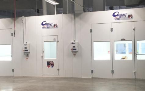 Garmat 3000 Series & Paint Mixing Station
