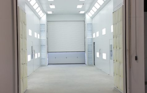 Garmat USA Spray Booth