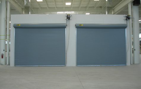 Two Spray Booths